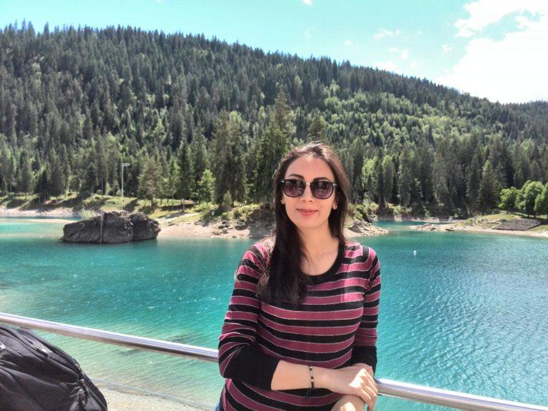 Mehrnaz Salehian