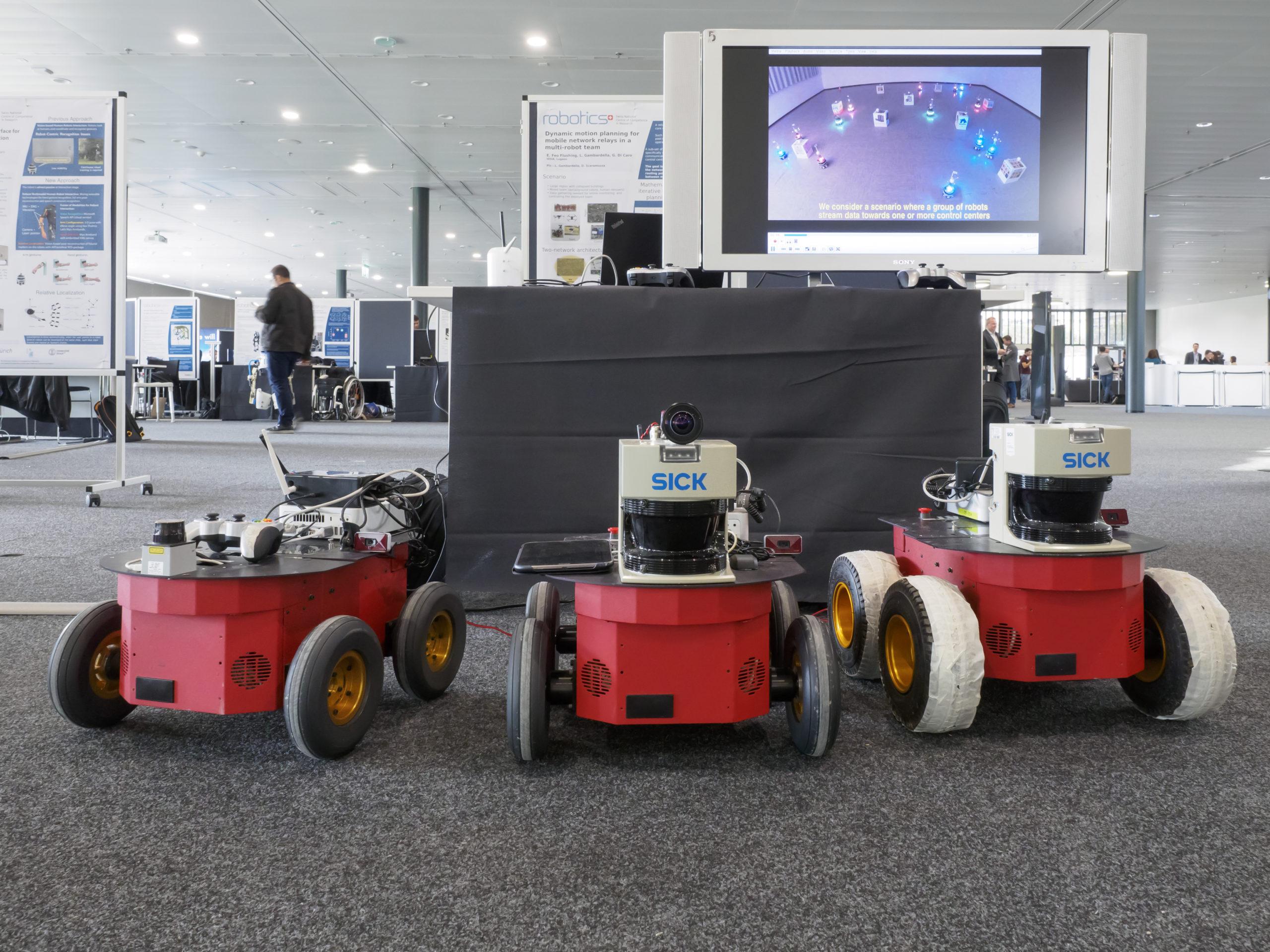 Swiss Robotics Industry Day 2016