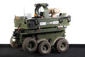 ARTOR - The Autonomous Rough Terrain Outdoor Robot