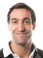 Portrait of David Atienzia