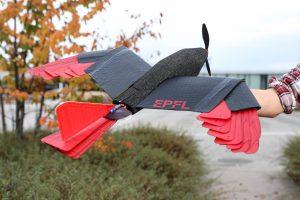 Enrico Ajanic Flying drone - 2020