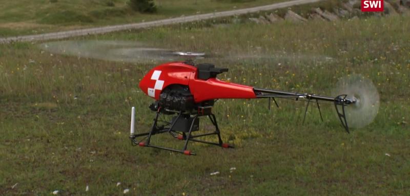RETO drone Nov 2020