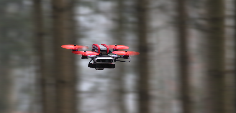 Flying High-Speed Drones into the Unknown with AI
